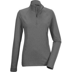 killtec KSW 245 LS Shirt Women, grijs